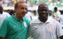 Nigeria: le sélectionneur adjoint suspendu pour une affaire de corruption
