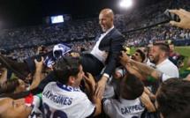 Zinedine Zidane annonce son prochain retour sur un banc de touche !