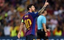 Le nouveau record de Lionel Messi en Ligue des Champions