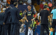 Valence -Juventus : Cristiano Ronaldo expulsé!