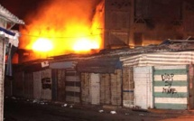 Récurrence des incendies, la modernisation de tous les marchés envisagée