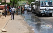 Les eaux usées envahissent les rues de Dakar (Reportage)