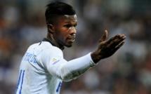 Inter Milan :laissé sur le banc, Baldé keita refuse de serrer la main de son coach