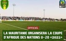Officiel: La Mauritanie organisera la CAN-U20 en 2021