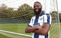 Officiel : Bakary Sako signe à West Bromwich Albion