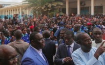 Suivez en DIRECT le discours du Président Macky Sall à l'Ucad
