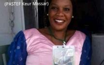 Mariama Sagna, responsable Pastef de Keur Massar agressée et tuée dans la nuit du samedi après un meeting