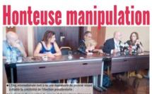 """Présidentielle Cameroun : Paul Biya pris la main dans le sac avec de """"faux observateurs"""""""