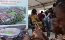Côte d'Ivoire : lancement des travaux de quatre stades pour la CAN 2021