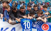 Turquie : Mbaye Diagne claque un doublé et permet à Kasimpaça d'écraser Akhisarspor (5-0)