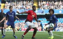 #PremierLeague : Manchester United a failli surprendre Chelsea (2-2)