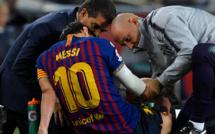 FC Barcelone : trois semaines d'absence pour Lionel Messi