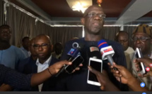 Direct: Moustapha Guirassy reçoit Me Mame Adama Gueye