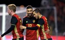 Classement FIFA octobre : la Belgique détrône la France et se place sur le toit du monde