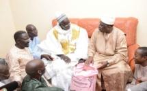 #Magal2018 : Macky se rend chez le marabout de Idy, Serigne Moussa Mbacké Nawel