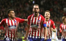 Liga : l'Atlético prend provisoirement les rênes gràce à sa victoire contre la Real Sociedad
