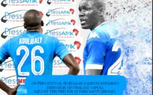 Mercato :le Real Madrid et Manchester United à la lutte pour recruter Koulibaly