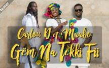 Vidéo : Maabo et Carlou D dévoilent le clip officiel « Gëm Na Tekki Fi ».