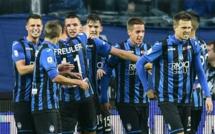 Serie A : L'Inter perd la 2e place et l'AS Rome revient dans le top 6