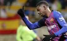 Très critiqué en Catalogne, Ousmane Dembélé tape du poing sur la table