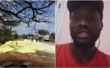 Vidéo - France 24 fait le point sur le soufre déversé sur la voie publique à Mboro par les ICS