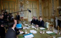 «Gilets jaunes»: Emmanuel Macron va s'exprimer ce lundi