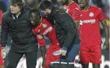 Grièvement blessé : Amath Ndiaye Diédhiou out pour le reste de la saison