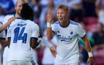 Fc Copenhague : Dame Ndoye marque son 12e but et provoque deux pénalties