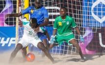 CAN Beach Soccer: Le Sénégal écrase la Libye (10-1) et conforte sa 1ère place