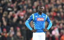 """Koulibaly après sa défaite """" C'est difficile à accepter mais...Allons de l'avant !"""""""