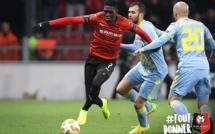 Europa League : Ismaila Sarr offre la qualification à Rennes avec un doublé