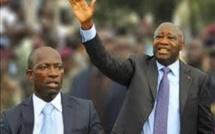 Video: Simone Gbagbo annonce la libération provisoire de Laurent Gbagbo et Blé Goudé