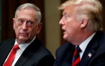 Etats-Unis: le secrétaire à la Défense, James Mattis, démissionne