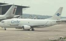 RDC: un avion affrété par la Céni s'écrase à l'atterrissage, après livré du matériel électoral