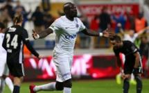 Mbaye Diagne marque des 19e et 20e buts contre Besiktas