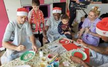 Regardez comment Sadio Mané a fêté Noël (photos)