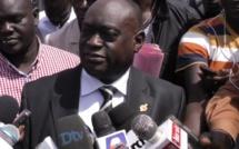 VIDEO - Me El Haj Diouf à sa sortie du procès Assane Diouf