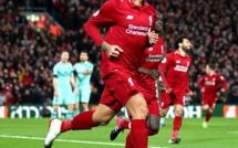 Premier League : Liverpool corrige Arsenal (5-1) et s'envole