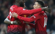 Manchester United déroule (4-1) devant Bournmouth