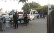 Photos - Cour suprême : les Khalifistes débarquent et trouvent un impressionnant dispositif sécuritaires