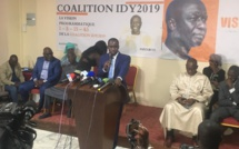 Idy 2019 lance son Grand débat avec les journalistes... sans Idrissa Seck