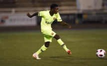 Vidéo - Le choc spectaculaire subi par Moussa Wague lors d'un match du Barça B