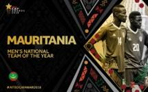 #CAFAWARDS2018 : la Mauritanie sacrée meilleure sélection africaine