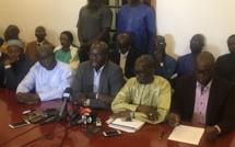 Direct Conférence de presse des leaders du C25: Malick Gackou annonce une grande révolution