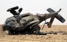Vidéo-Mali: un hélicoptère des Forces Armées s'écrase sur le sol