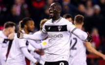 Famara Diédhiou offre la victoire à Bristol City