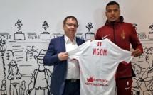 Santy Ngom prêté à Nancy: un chance pour lui de revenir en équipe nationale