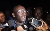 Vidéo : Réaction de Babacar Ba après l'invalidation de la candidature de Khalifa Sall