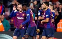 Liga : le Barça écarte Leganés de son chemin avec un grand Ousmane Dembélé (3-1)