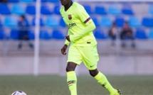 FC Barcelone B- Moussa Wagué s'excuse et s'explique aprés son expulsion